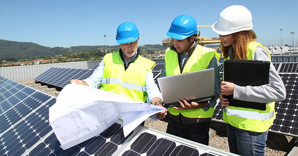 Commercial  Solar Power is Good Business